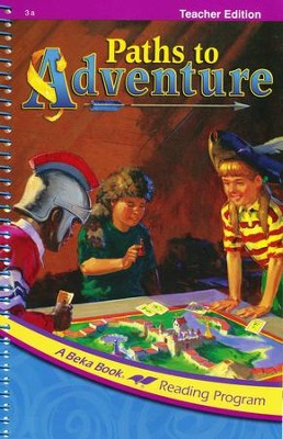 Paths to Adventure Teacher Edition   -