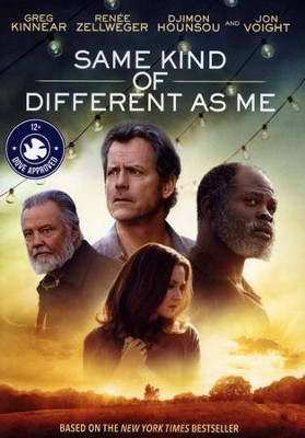Same Kind of Different As Me, DVD   -