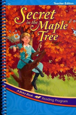 Abeka Secret in the Maple Tree Teacher Edition   -