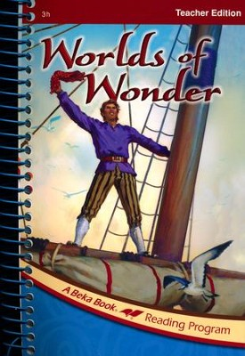 Abeka Worlds of Wonder Teacher Edition   -