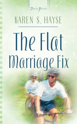The Flat Marriage Fix - eBook  -     By: Karen Hayse