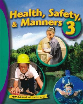 Health, Safety, & Manners 3   -