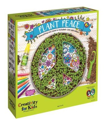 Plant Peace  -     By: Creativity for Kids