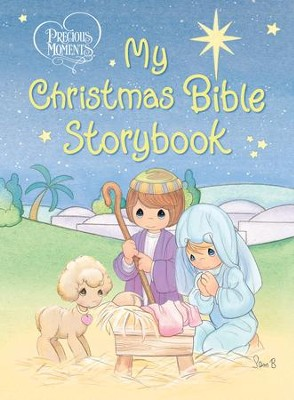 Precious Moments: My Christmas Bible Storybook - eBook  -