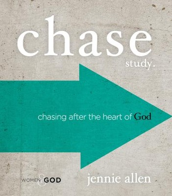 Chase Study Guide: Chasing After the Heart of God - eBook  -     By: Jennie Allen