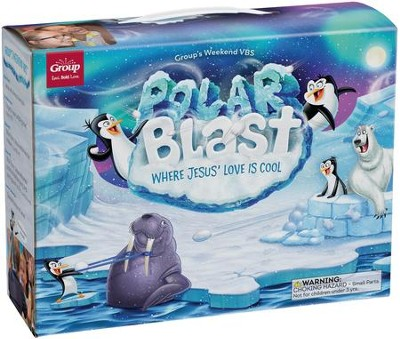 Polar Blast Starter Kit - Group Weekend VBS 2018   -