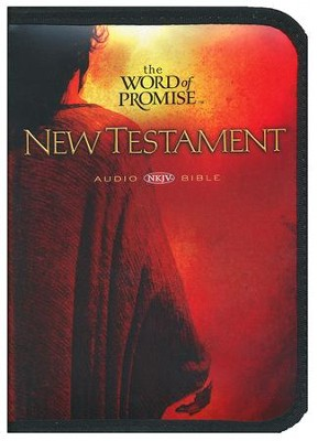 The NKJV Word of Promise New Testament on CD   -