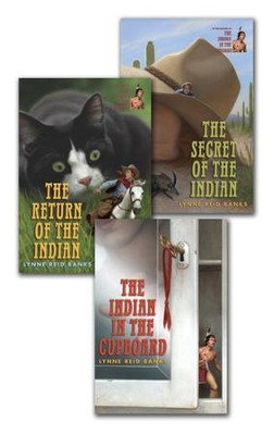 The Indian in the Cupboard Series / Combined volume - eBook  -     By: Lynne Reid Banks