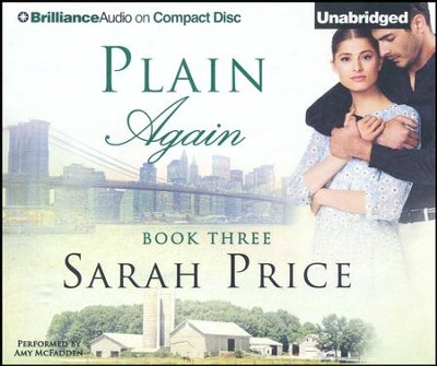 #3: Plain Again - unabridged audio book on CD  -     Narrated By: Amy McFadden     By: Sarah Price