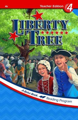 Abeka Liberty Tree Teacher Edition   -
