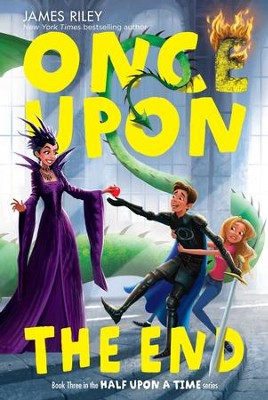Once Upon the End - eBook  -     By: James Riley