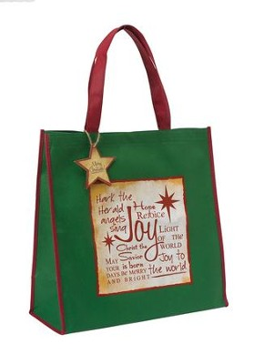 Joy Tote Bag  -     By: Miriam Hahn