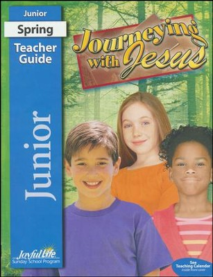 Journeying with Jesus Junior Teacher Guide (Grades 5-6)   -