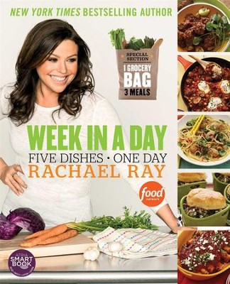A Week in a Day - eBook  -     By: Rachael Ray