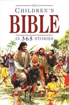 The Children's Bible in 365 Stories   -     By: Mary Batchelor