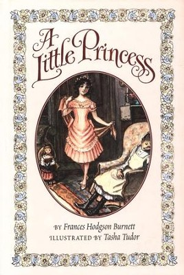 A Little Princess, Hardcover   -     By: Frances Hodgson Burnett
