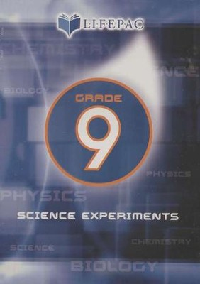 Lifepac Science Grade 9: Science Experiments on DVD   -