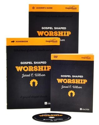 Gospel Shaped Worship - DVD Leader's Kit  -     By: Jared Wilson