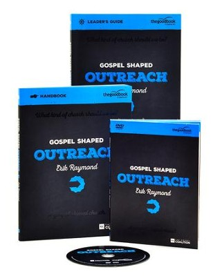 Gospel Shaped Outreach - DVD Leader's Kit  -     By: Erik Raymond