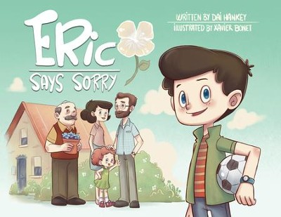 Eric says sorry  -     By: Dai Hankey