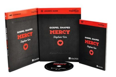 Gospel Shaped Mercy DVD Leader's Kit  -     By: Stephen Um