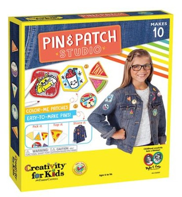 Pin & Patch Studio  -