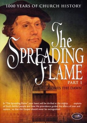 The Spreading Flame Part 1: Comes the Dawn, DVD     -
