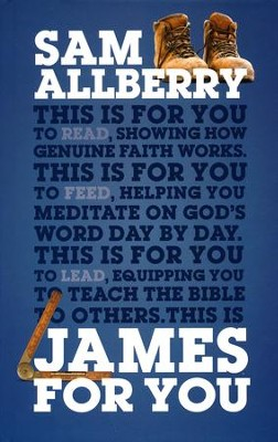 James for You  -     By: Sam Allberry