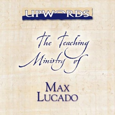 Thanksgiving I  -     By: Max Lucado