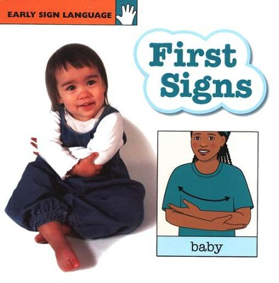 First Signs Board Book   -