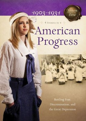 American Progress: Battling Fear, Discrimination, and the Great Depression - eBook  -     By: Veda Boyd Jones, Norma Jean Lutz, JoAnn A. Grote