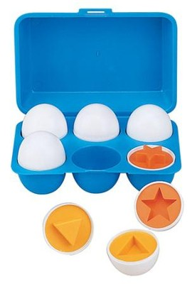 Egg And Shape Sorter  -
