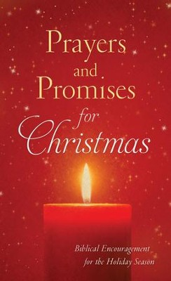 Prayers and Promises for Christmas: Biblical Encouragement for the Holiday Season - eBook  -     By: Jennifer Hahn
