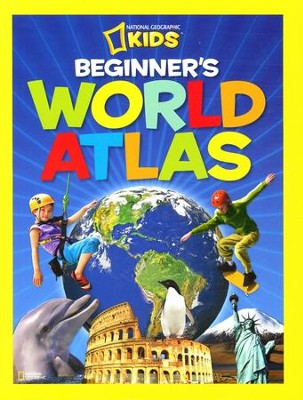 Beginner's World Atlas, Revised  -     By: National Geographic