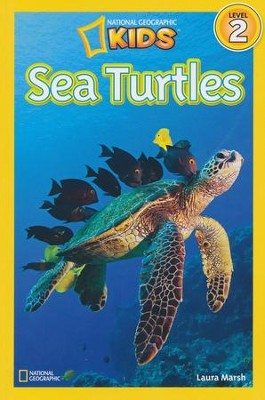 National Geographic Kids: Sea Turtles  -     By: Laura Marsh