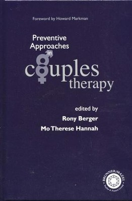 Preventive Approaches in Couples Therapy   -     By: Rony Berger, Mo Therese Hannah
