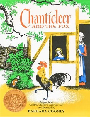 Chanticleer and the Fox   -     By: Geoffrey Chaucer