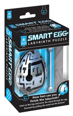 Smart Egg Labyrinth Puzzle, Techno  -