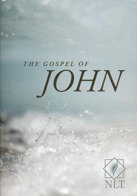 NLT Gospel of John, pack of 10  -