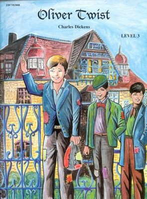 Oliver Twist Activity Book   -     By: Charles Dickens