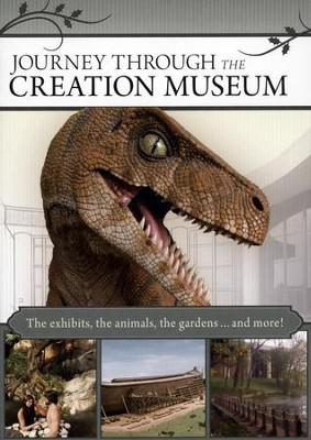 Journey Through the Creation Museum DVD   -