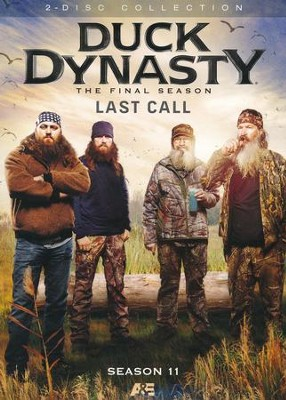 Duck Dynasty: The Final Season - Last Call, 2-DVD Collection   -