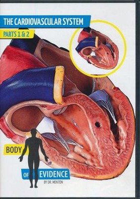 Cardiovascular System (Heart): Body of Evidence DVD   -     By: Dr. David Menton