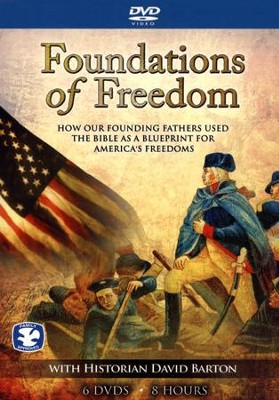 Foundations of Freedom, 6-DVD Set   -     By: David Barton
