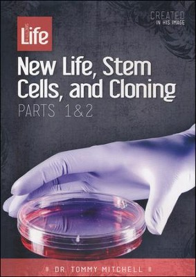 New Life, Stem Cells, and Cloning Parts 1 & 2, DVD      -