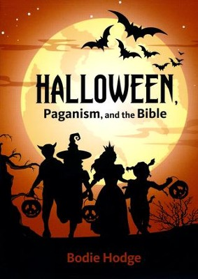 Halloween, Paganism, and the Bible DVD   -
