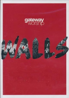 Walls, DVD   -     By: Gateway Worship