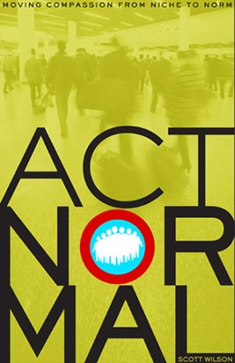 Act Normal Group Guide & Action Journal  -     By: Scott Wilson