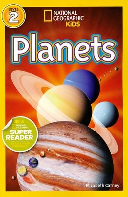 National Geographic Readers: Planets  -     By: Laura Marsh