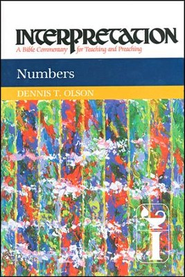 Numbers: Interpretation: A Bible Commentary for Teaching and Preaching (Hardcover)  -     By: Dennis Olson